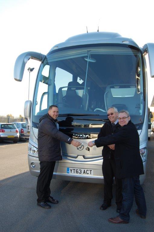 avensis i6 coach