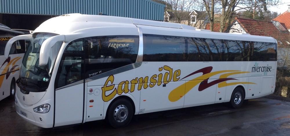 i6 earnside coaches coach