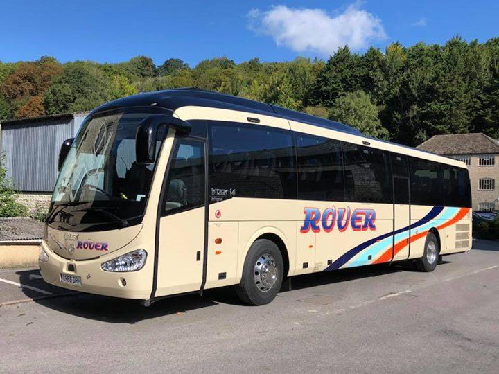 Rover European goes to Irizar for extra nearside door